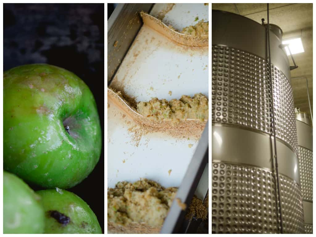 Hard Cider Process | Alexandra Whitney Photography