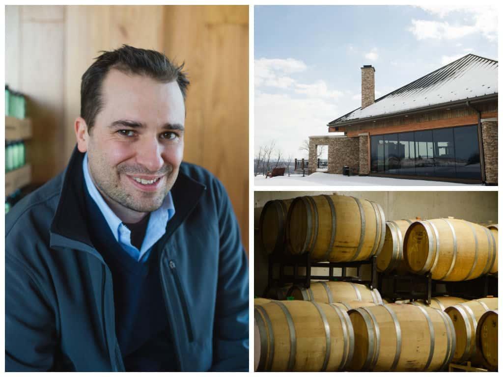 Jon Patrono, Hauser Estate Winery | Credit: Alexandra Whitney Photography