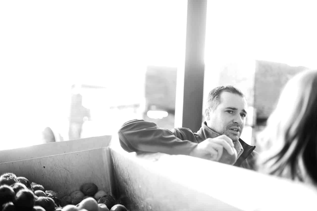 Jon Patrono, Apple Press | Alexandra Whitney Photography