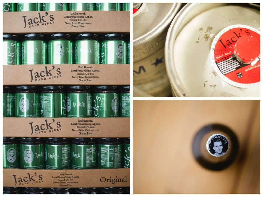 Jack's Hard Cider | Alexandra Whitney Photography