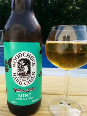 Woodchuck Mint