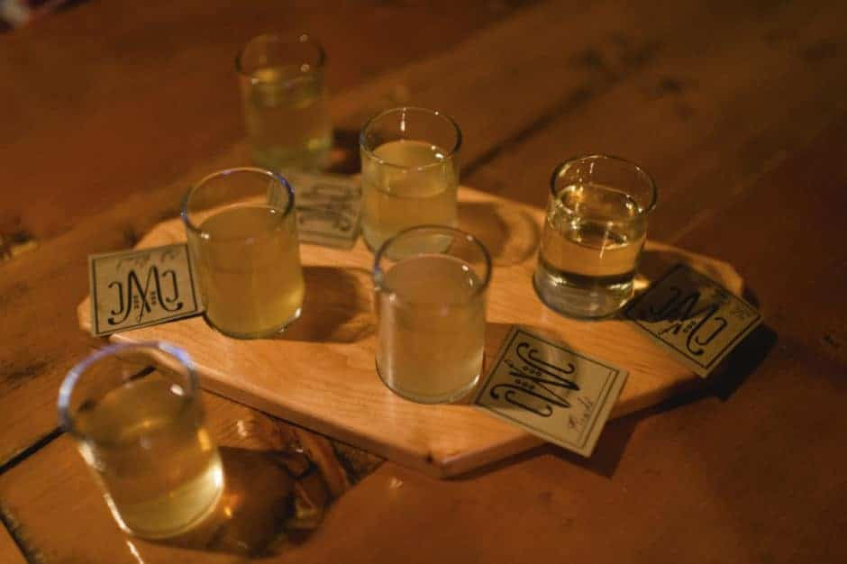 Cider Flights