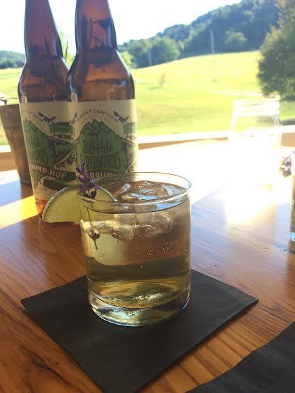 Fidler & Co. Cider Cocktail