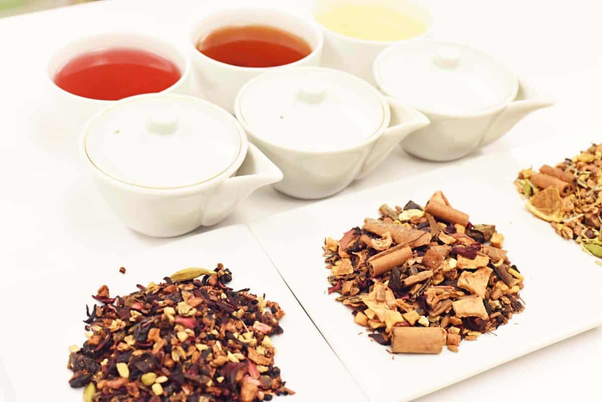 Teavana's Cider-Inspired Tea Line