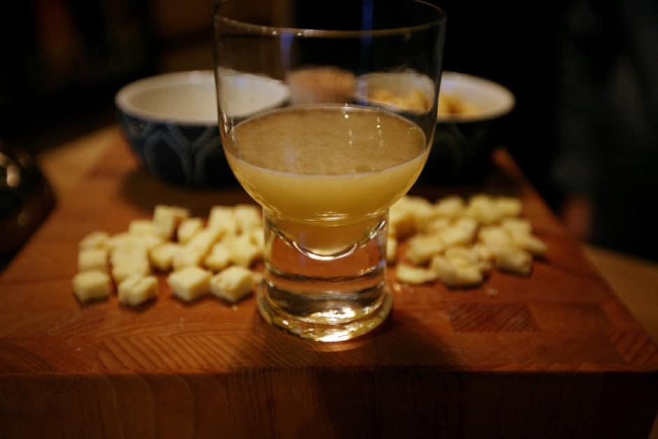 Rowan Asher Winery's Indian Head hard cider