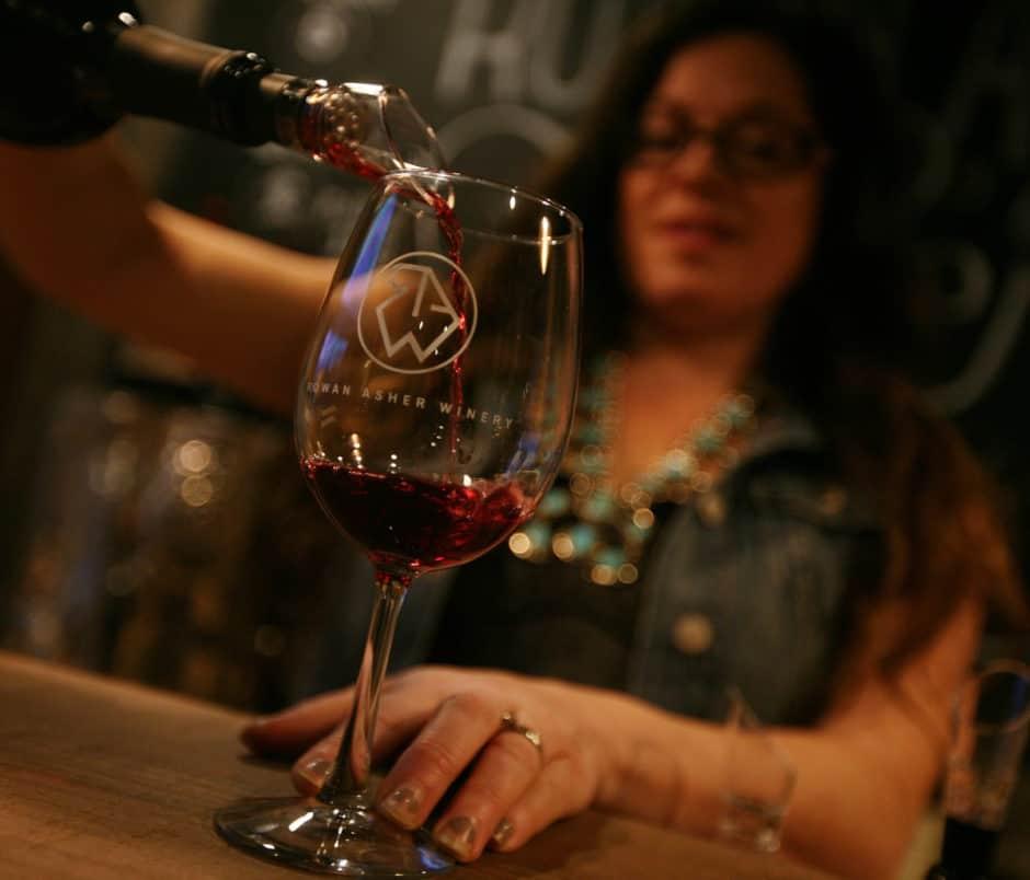Rowan Asher Wine