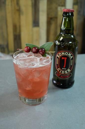 Cran Master Sage Sonoma Cider