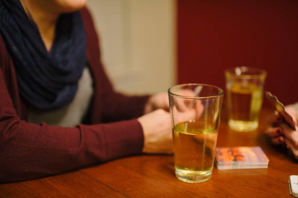 Cider Drinker