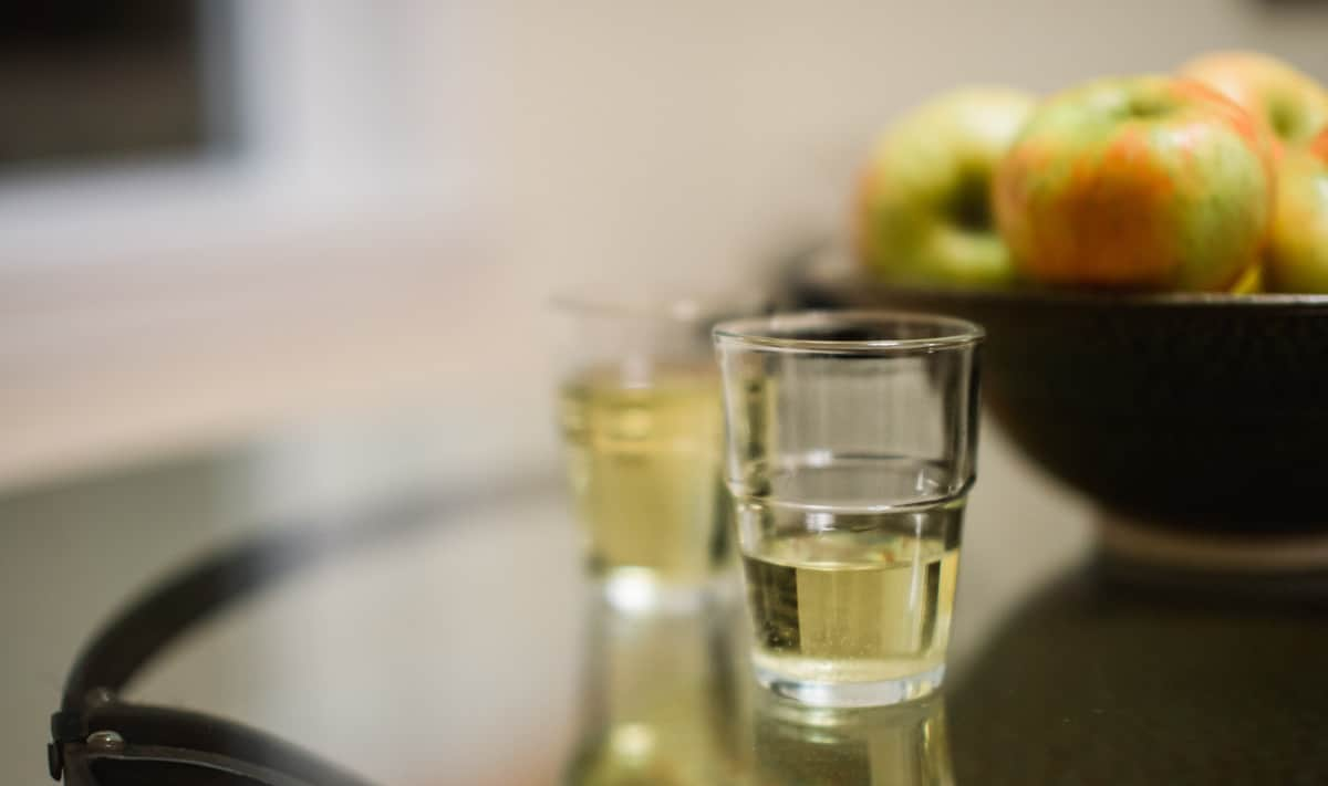 Cider with Apples