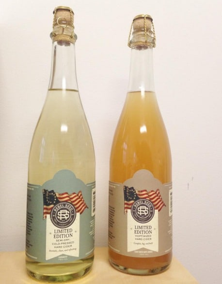Rebel Seed Cider