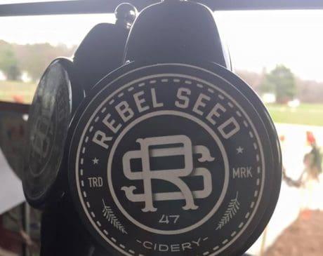 Rebel Seed Cider Taps