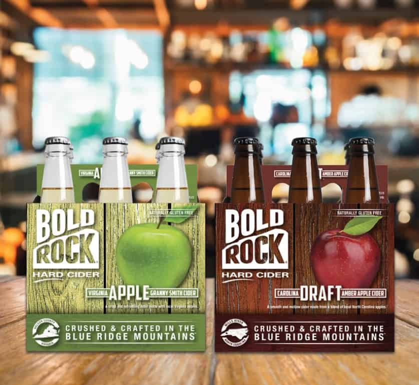 Bold Rock Hard Cider New Packaging 2