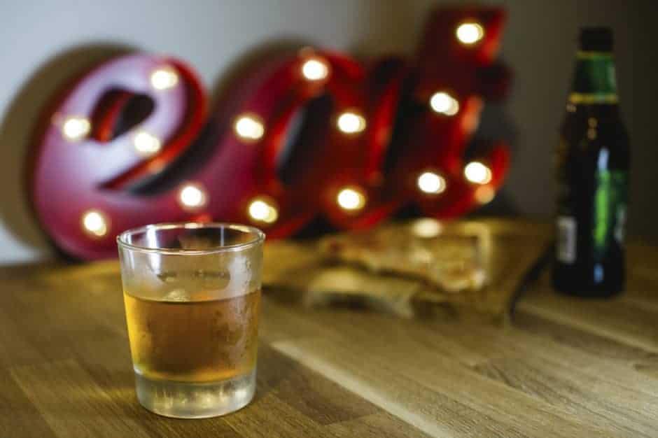 Cider Glass Photo