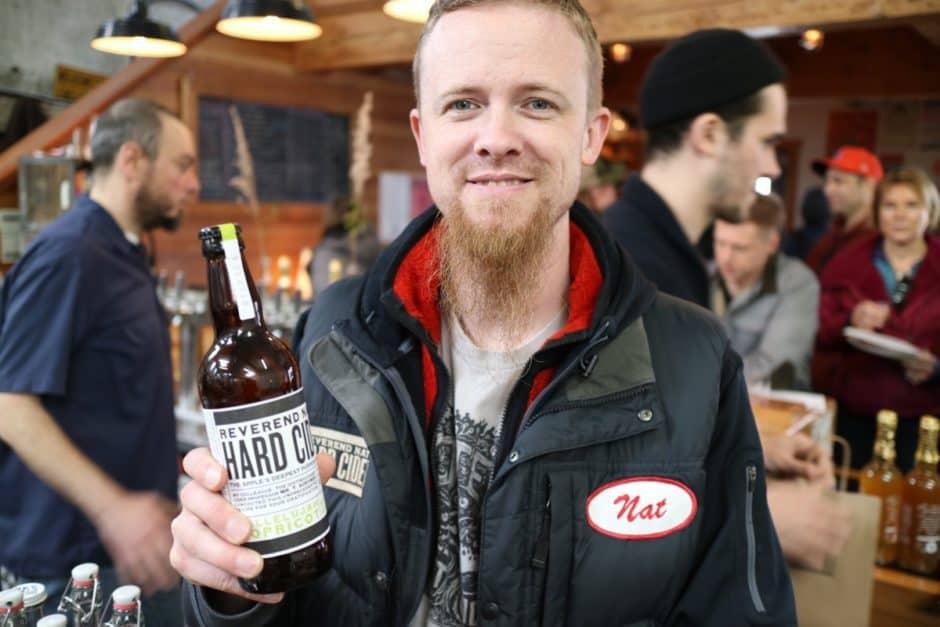 CiderCon 2016 Rev Nat Hard Cider