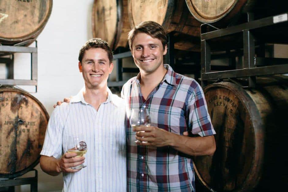 Potter's Cider Owners
