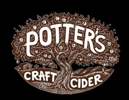 Potter's Cider logo