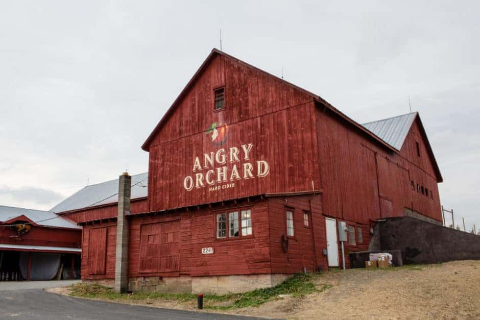 Angry Orchard_Red Barn