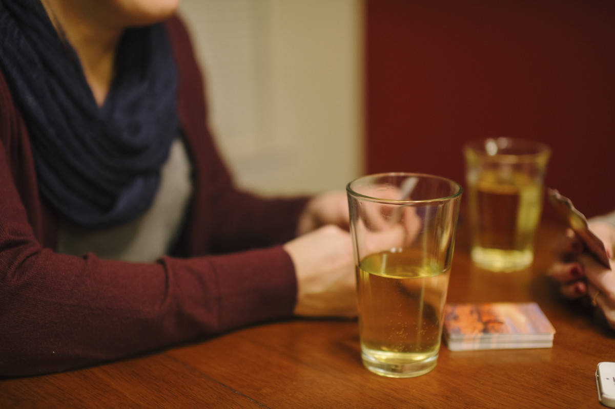Cider and Cards