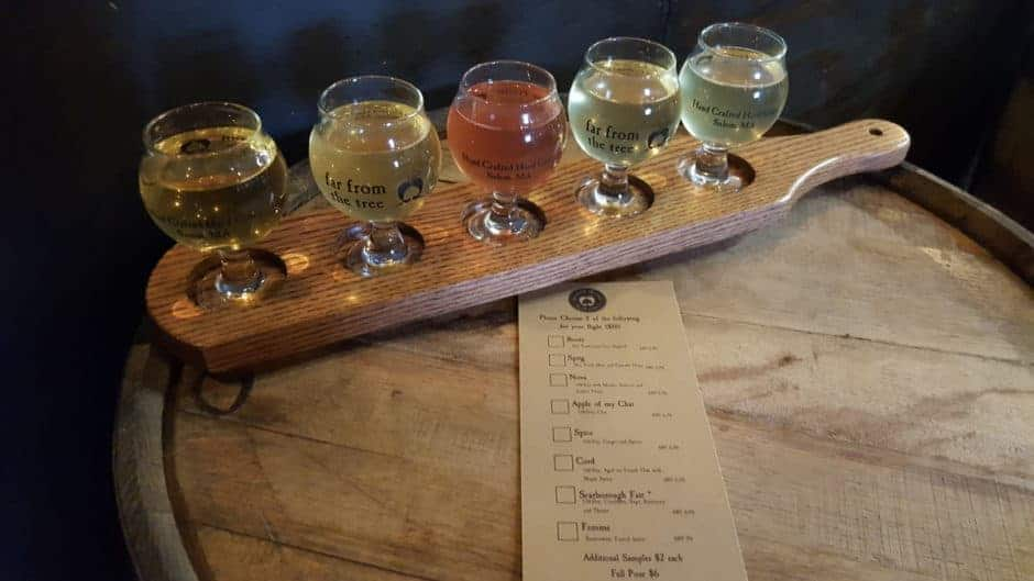 Far From The Tree cider