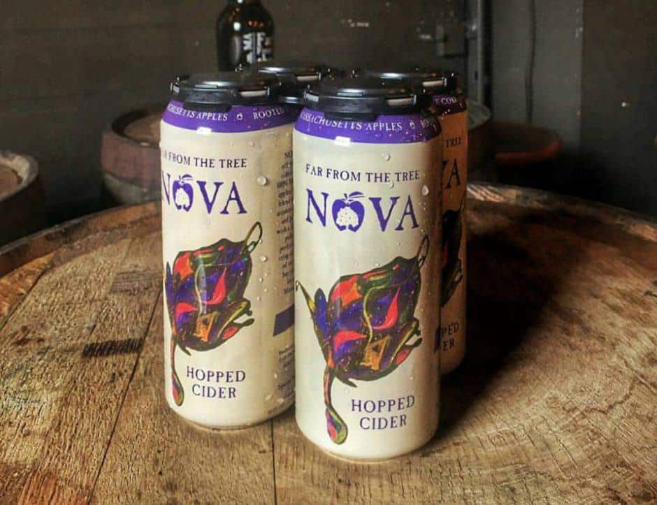 Far From The Tree Nova Cans