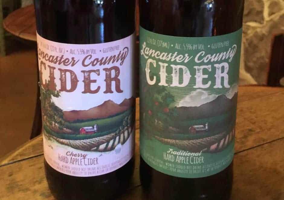 Lancaster County Cider