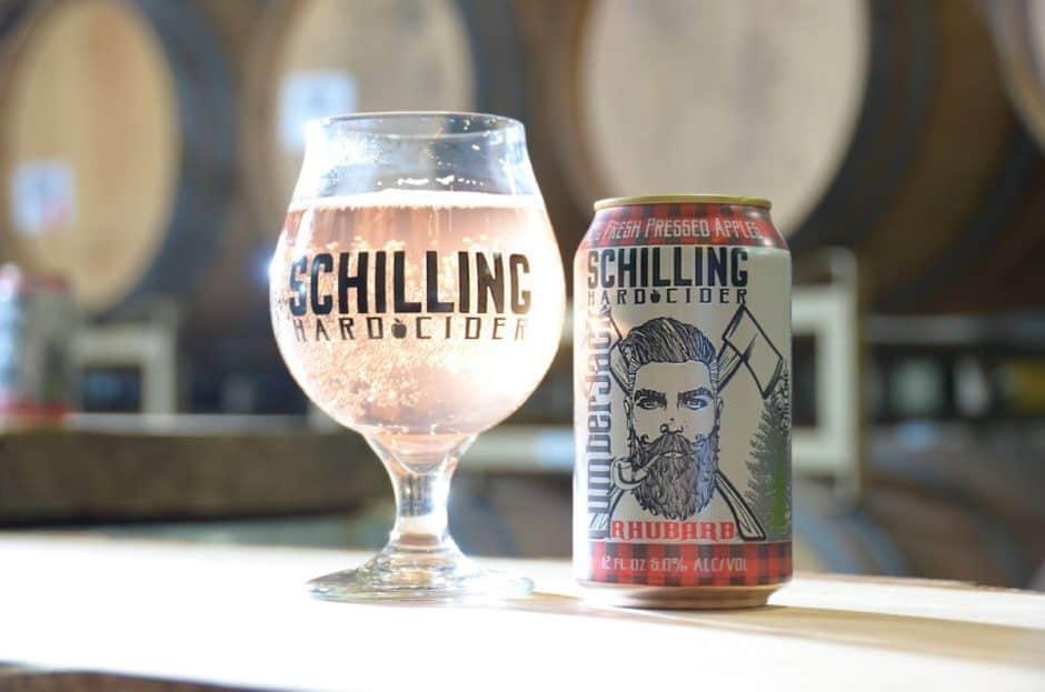 Schilling Cider Lumberjack
