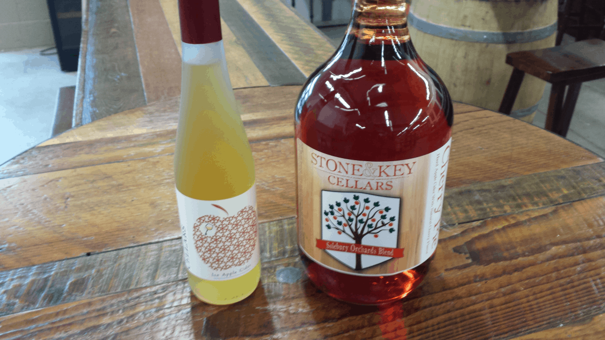 Stone and Key Ciders