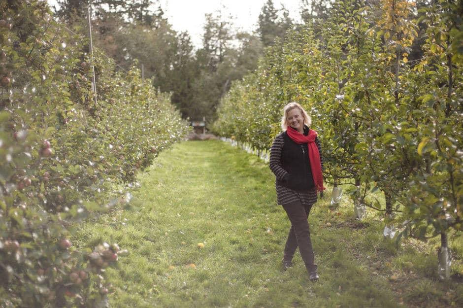 Women in Cider Nancy Bishop credit Jen Lee Light