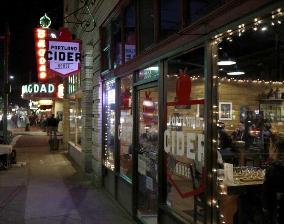 cider portland cider house