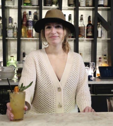 Wassail cocktail Jade Sotack
