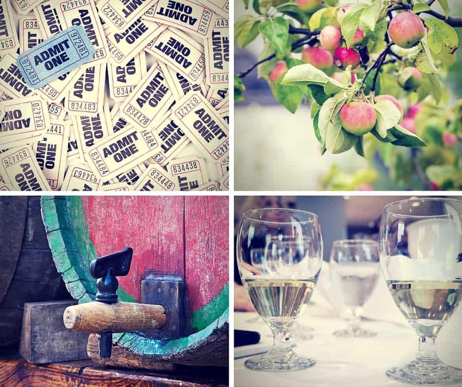 Cider Fest Collage