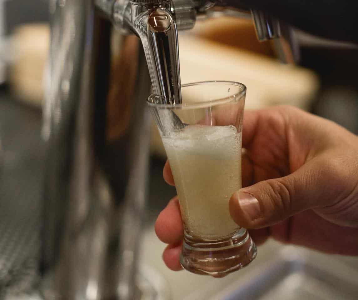 Cider Pour