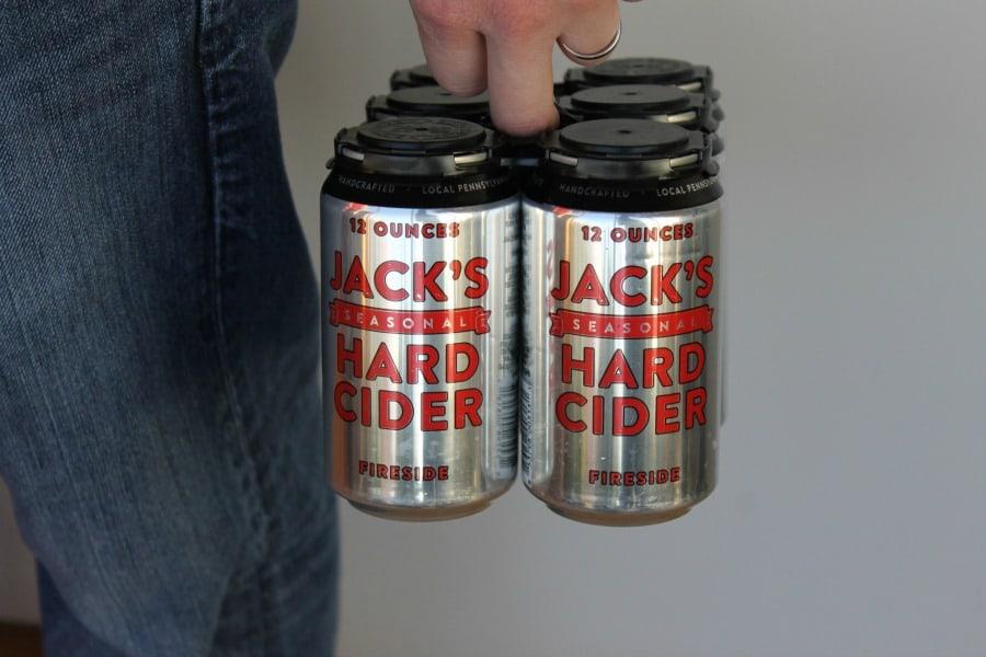 Jack's Hard Cider Six Pack