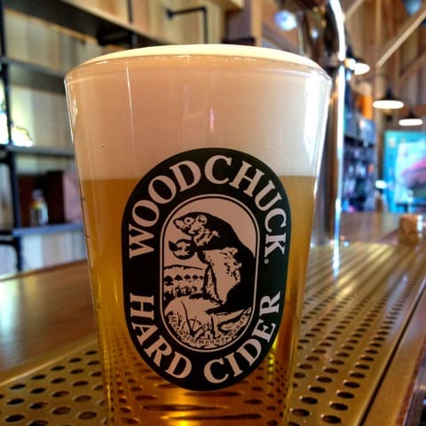 Woodchuck gumption on nitro