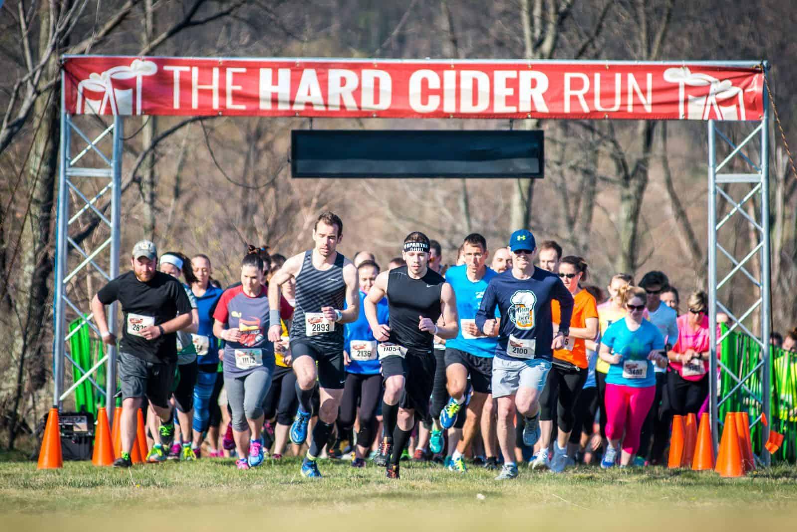 Hard Cider Run