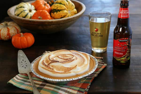 Angry Orchard Cinnful Pie
