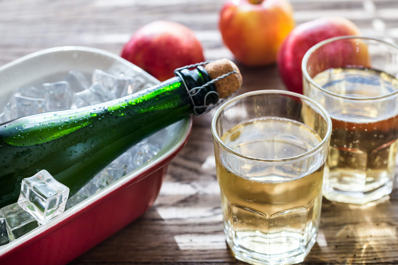Craft Cider Production