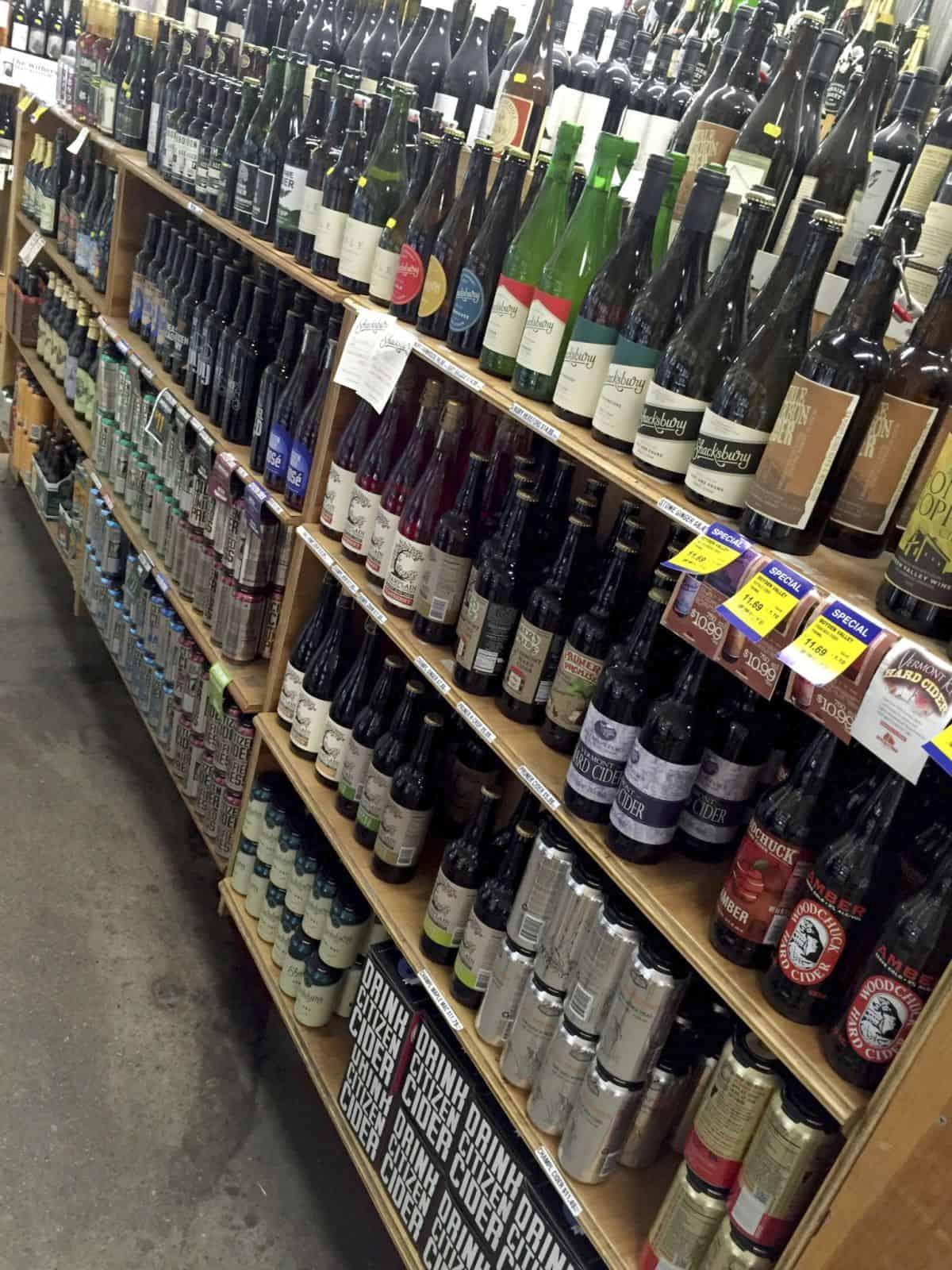 Vermont Beverage Mart