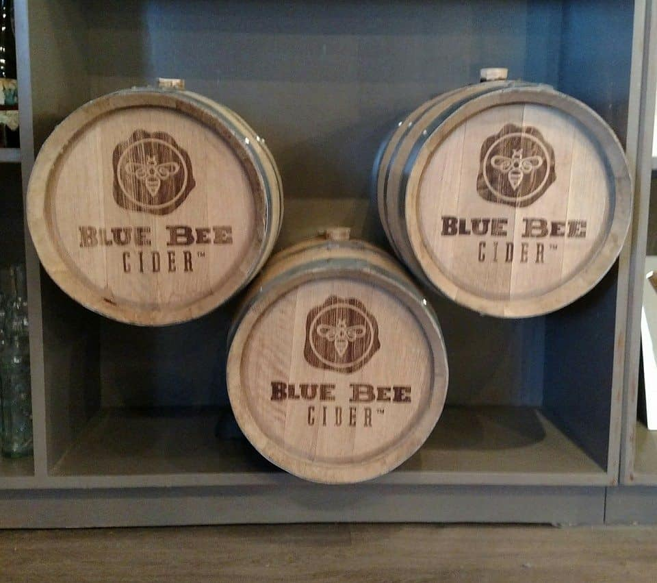 blue-bee-barrels