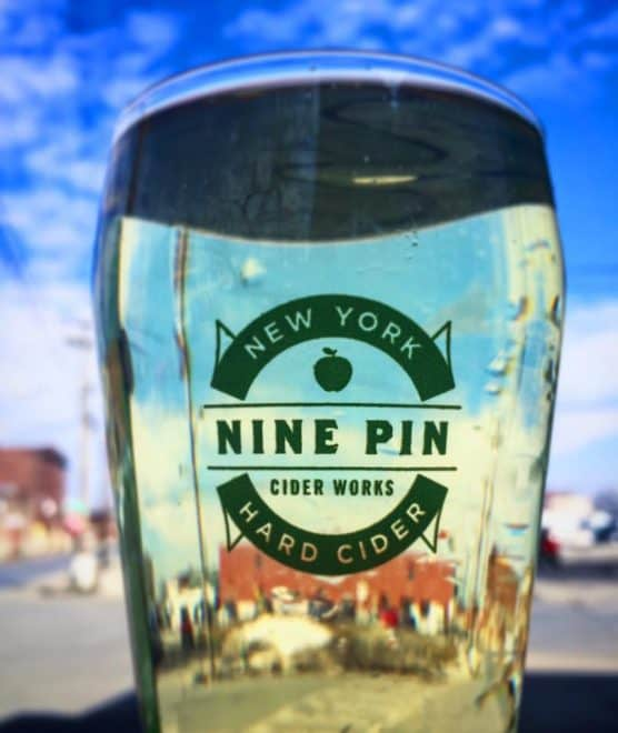 Nine Pin Cider Announces Urban Orchard Project in Albany, NY | Nine