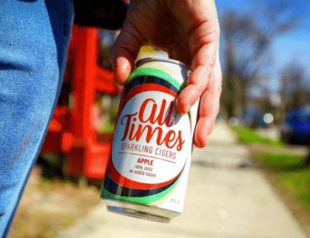 Credit: All Times Sparkling Cider