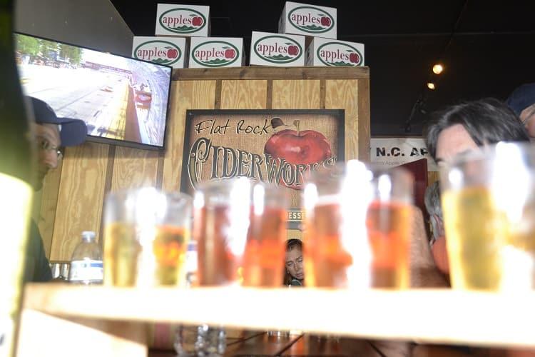 Cider in Hendersonville