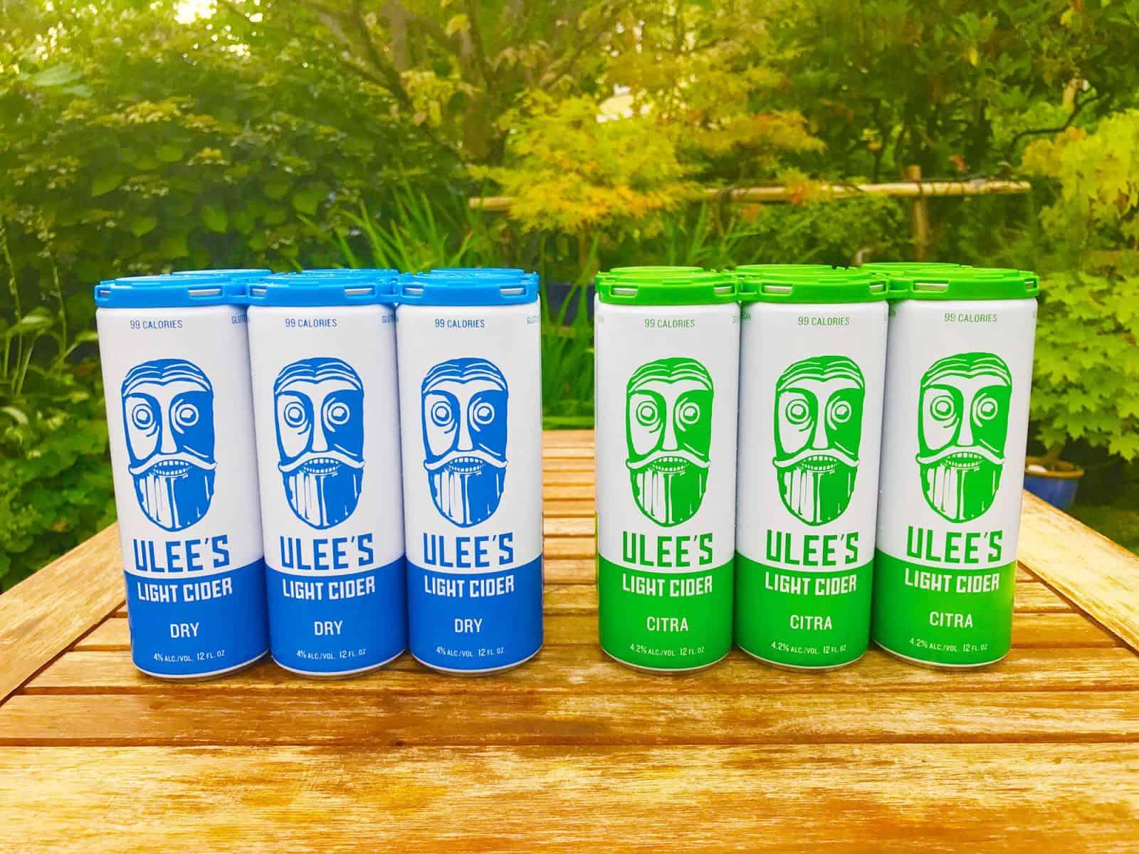 Ulee's Light Cider