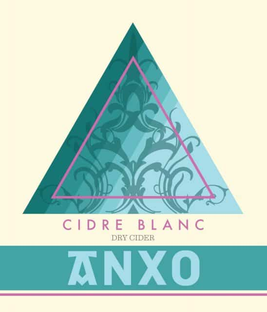 ANXO Cidre Blanc