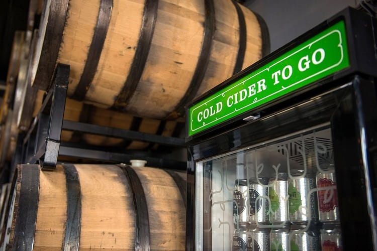 barrel-aged cider
