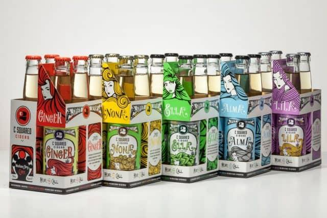 CSquared Ciders