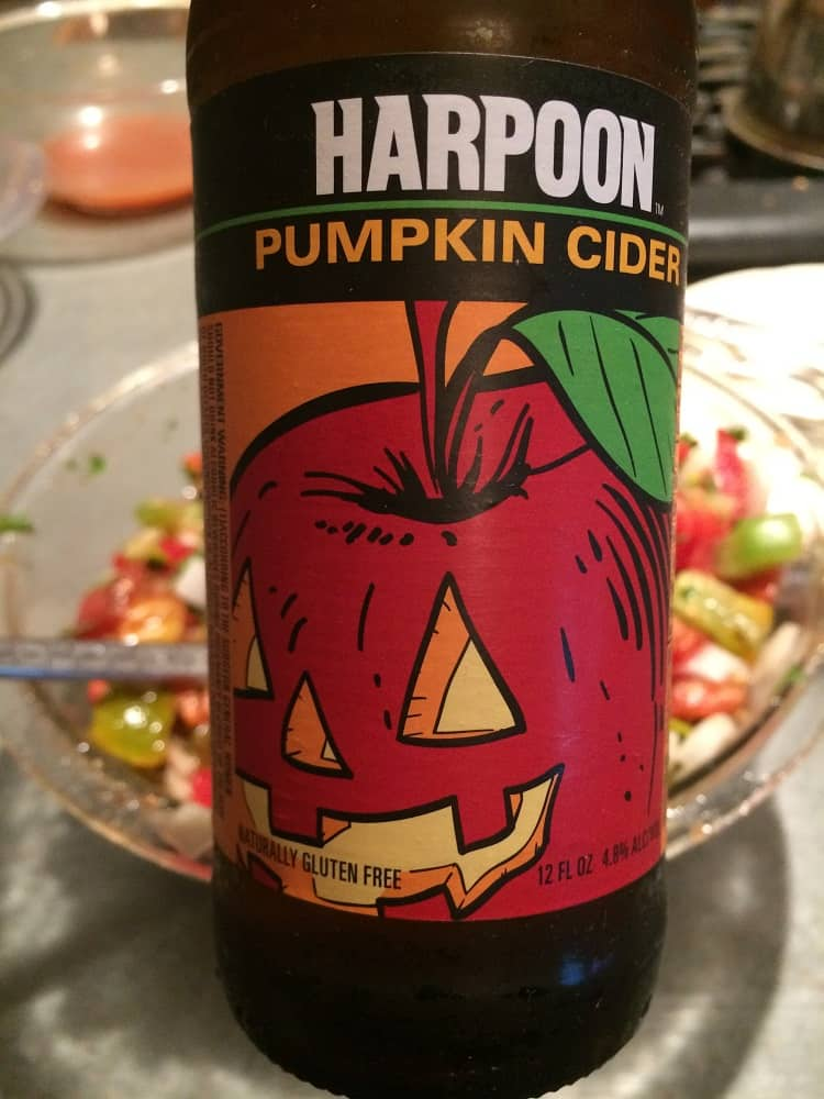 pumpkin ciders