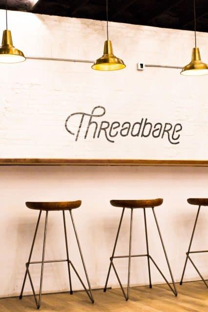 Threadbare cider house
