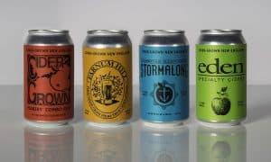 Cider-Grown New England