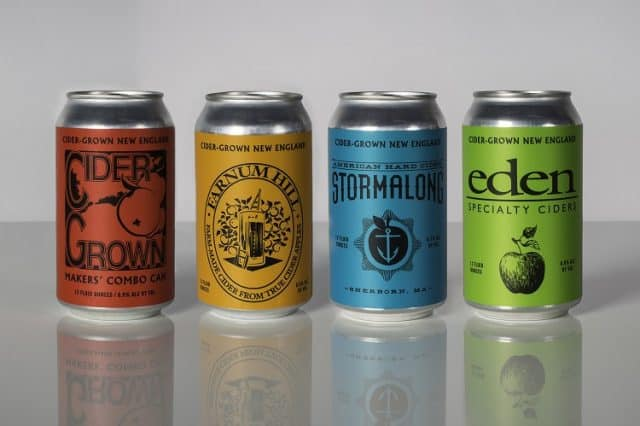 Cider-Grown New England